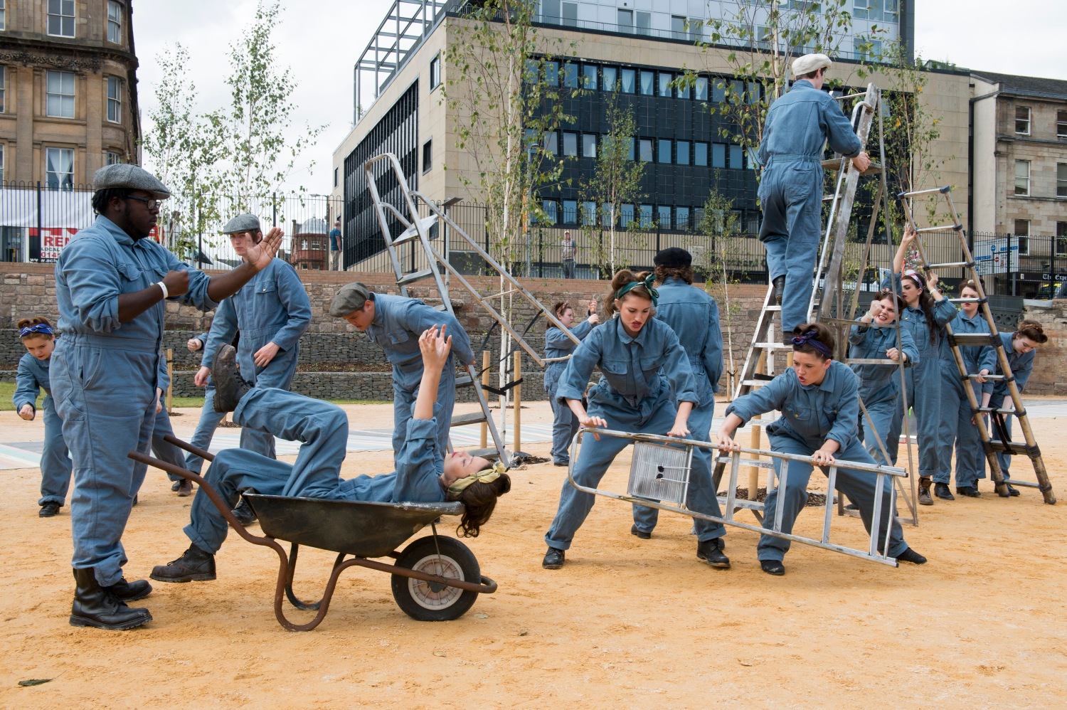 Image courtesy of National Theatre of Scotland © Tim Morozzo